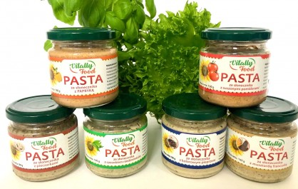 Vitally Food pasty
