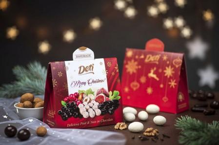 Doti - kompozycja świąteczna